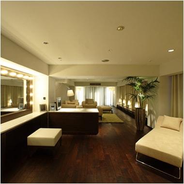 堂島ホテルのブライダルルーム