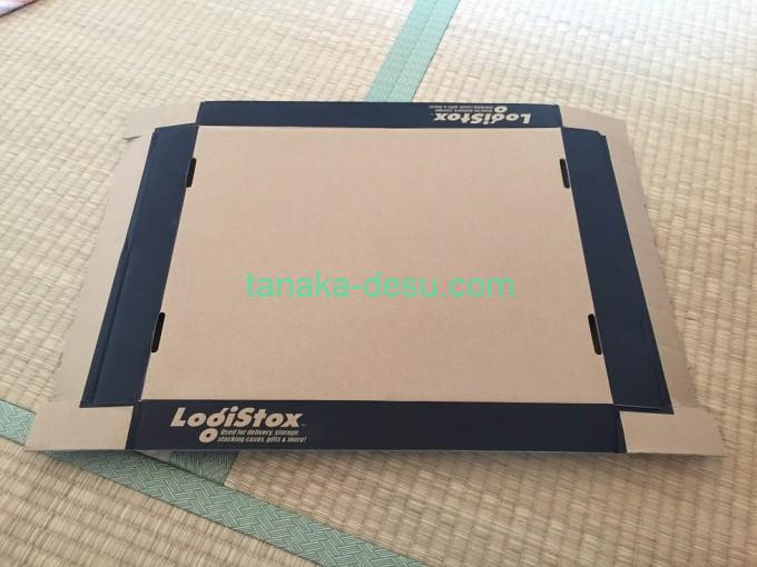LogiStoxの蓋