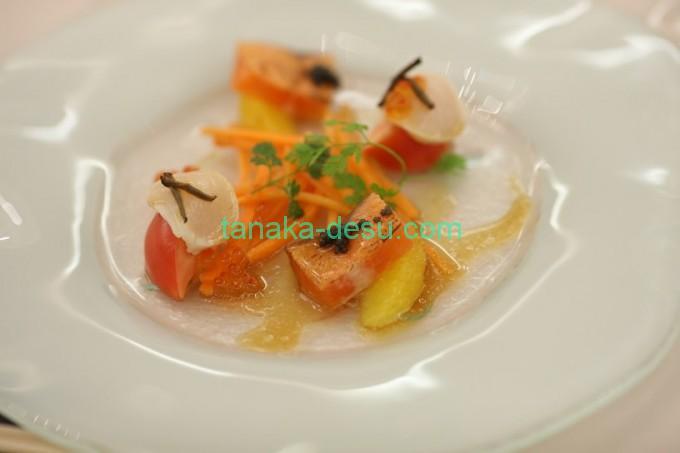 堂島ホテル結婚式の前菜