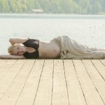妊娠後期のトラブルがヤバイ。胃もたれや肋骨痛、不眠でキツイ