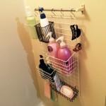 狭いお風呂と脱衣所の整理や収納は100円均一(ダイソー)で対応