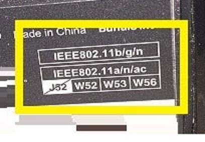 無線ルーターの規格