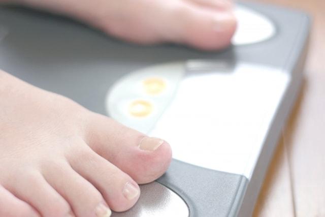 臨月の体重管理