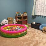 1歳の息子の部屋作り。我が家の幼児部屋のインテリアや収納方法